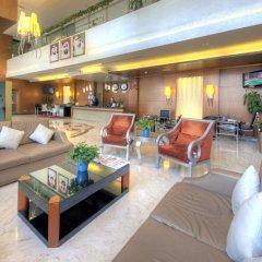 Marina View Deluxe Hotel Apartment интерьер отеля фото 4