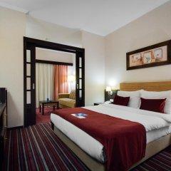 Aqua Fantasy Aquapark Hotel & Spa 5* Стандартный семейный номер с двуспальной кроватью