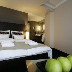 Boston Hotel Hamburg 4* Стандартный номер разные типы кроватей