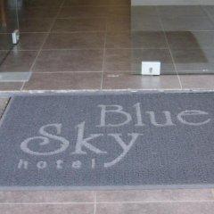 Отель Blue Sky интерьер отеля фото 3