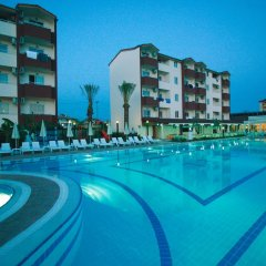 Aral Hotel Side бассейн фото 5
