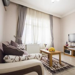 Апартаменты Feyza Apartments Апартаменты с различными типами кроватей фото 31
