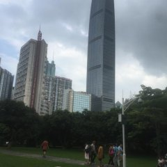 Yujiang International Hostel Jingji 100 Branch Шэньчжэнь спортивное сооружение