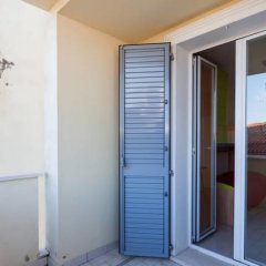 Отель Appartamento Via Giumbo балкон