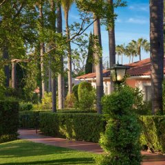 The Beverly Hills Hotel развлечения