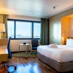 Отель Hilton Helsinki Airport 4* Представительский номер с двуспальной кроватью фото 3