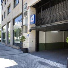 Отель Pension T5 Donostia Suites парковка