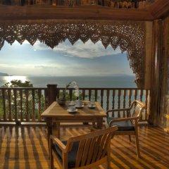 Отель Santhiya Koh Yao Yai Resort & Spa 5* Вилла Премиум с различными типами кроватей фото 3