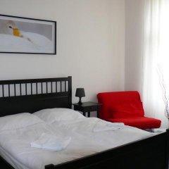 Hostel Mikoláše Alše Прага комната для гостей фото 2