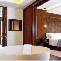 Отель Anantara Sanya Resort & Spa 5* Люкс повышенной комфортности с различными типами кроватей фото 4