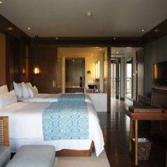 Отель Anantara Sanya Resort & Spa 5* Номер Делюкс с различными типами кроватей