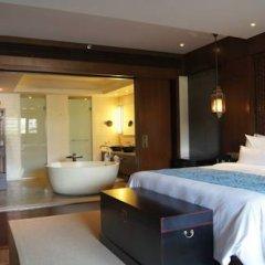 Отель Anantara Sanya Resort & Spa 5* Люкс повышенной комфортности с различными типами кроватей