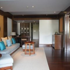 Отель Anantara Sanya Resort & Spa 5* Люкс повышенной комфортности с различными типами кроватей фото 2
