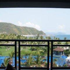 Отель Anantara Sanya Resort & Spa 5* Номер Делюкс с различными типами кроватей фото 3
