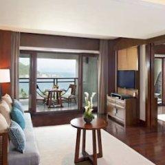 Отель Anantara Sanya Resort & Spa 5* Люкс с различными типами кроватей фото 8