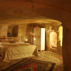 Sinasos History Cave Hotel Стандартный номер с двуспальной кроватью
