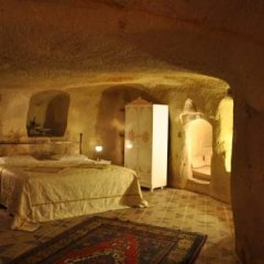 Sinasos History Cave Hotel Стандартный номер с различными типами кроватей фото 7