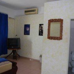 Отель JP Mansion 2* Улучшенный номер с различными типами кроватей фото 10