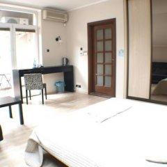 Отель Hevelius Residence Номер Делюкс с различными типами кроватей фото 9