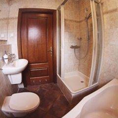 Отель Hevelius Residence Стандартный номер с различными типами кроватей фото 9