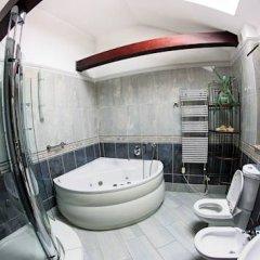 Отель Hevelius Residence Номер Делюкс с различными типами кроватей фото 11
