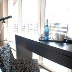Отель Hevelius Residence Номер Делюкс с различными типами кроватей фото 7