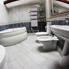 Отель Hevelius Residence Номер Делюкс с различными типами кроватей фото 13