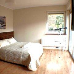Отель Hevelius Residence Стандартный номер с различными типами кроватей фото 7