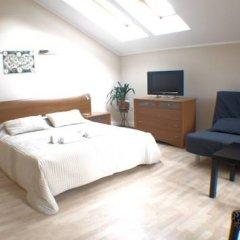 Отель Hevelius Residence Номер Делюкс с различными типами кроватей фото 2