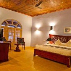 Отель Cocoon Sea Resort 3* Номер Делюкс с различными типами кроватей фото 9