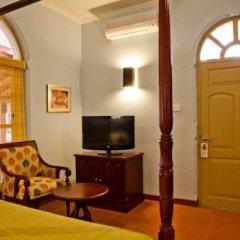 Отель Cocoon Sea Resort 3* Номер Делюкс с различными типами кроватей фото 7