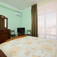 Гостиница Пансионат Undersun ДельКон 2* Стандартный номер с двуспальной кроватью фото 7