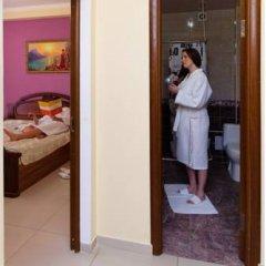 Гостиница Пансионат Undersun ДельКон 2* Люкс с различными типами кроватей фото 8