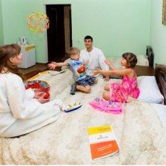 Гостиница Пансионат Undersun ДельКон 2* Стандартный семейный номер с двуспальной кроватью фото 4