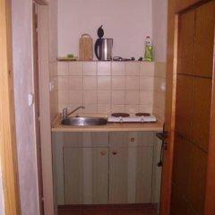 Отель Zlaty Jelen Апартаменты с различными типами кроватей фото 8