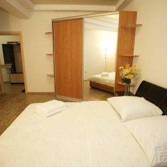 Апартаменты Bogema Apartments Улучшенные апартаменты разные типы кроватей
