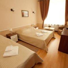 Gorkoff at Ostozhenka Hotel 2* Стандартный семейный номер с двуспальной кроватью фото 10