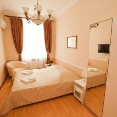 Gorkoff at Ostozhenka Hotel 2* Стандартный семейный номер с двуспальной кроватью фото 8