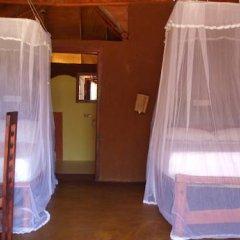 Отель Kirinda Beach Resort 2* Шале с различными типами кроватей фото 2