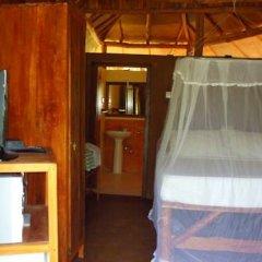 Отель Kirinda Beach Resort 2* Шале с различными типами кроватей фото 5