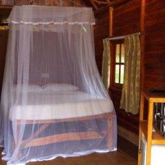 Отель Kirinda Beach Resort 2* Шале с различными типами кроватей фото 6