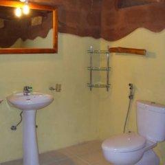 Отель Kirinda Beach Resort 2* Шале с различными типами кроватей фото 8