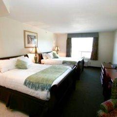 Отель Foxwood Inn & Suites Drayton Valley 2* Улучшенный номер с различными типами кроватей фото 5