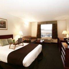 Отель Foxwood Inn & Suites Drayton Valley 2* Стандартный номер с различными типами кроватей