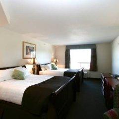 Отель Foxwood Inn & Suites Drayton Valley 2* Улучшенный номер с различными типами кроватей