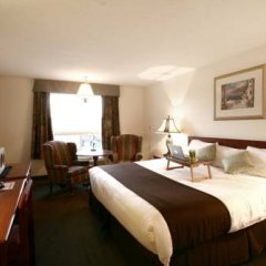 Отель Foxwood Inn & Suites Drayton Valley 2* Стандартный номер с различными типами кроватей фото 9