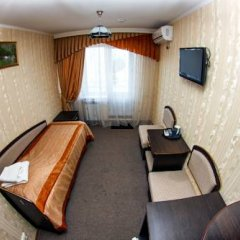 Гостиница Турист 3* Стандартный номер с разными типами кроватей фото 3