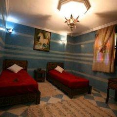 Отель Riad Rime 2* Стандартный номер с 2 отдельными кроватями фото 4