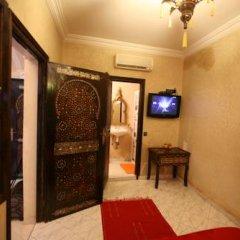Отель Riad Rime 2* Стандартный номер с различными типами кроватей фото 17