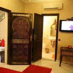 Отель Riad Rime 2* Стандартный номер с различными типами кроватей фото 18